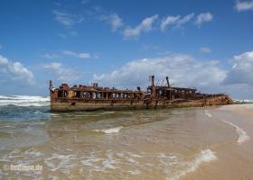 Fraser Island S.S. Maheno