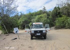 Fraser Island Britz