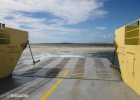 Fraser Island Australien Barke