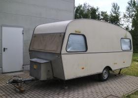 Wohnwagen Gustav Gross Baujahr 1967