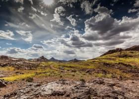 Im Atlasgebirge