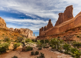 USA, Arches NP, Utah