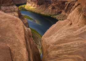 USA, Horseshoe Bend, Arizona