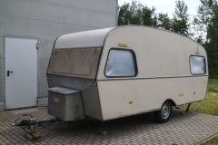 Wohnwagen Gross Gustav 1967