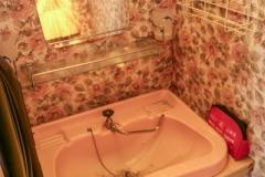 Das alte Bad - schön in Rosa