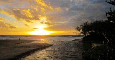 Dicky Beach Australien