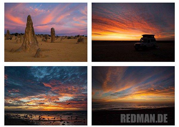 Sonnenuntergang lizenzfreies Bild