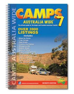 Camps 7 Australia Wide