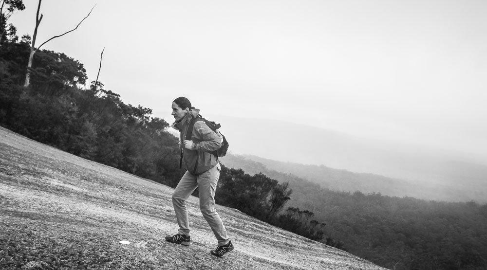 Bald Rock Wanderung