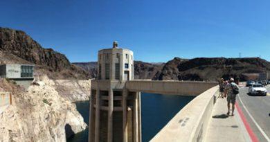 Staudamm Hoover